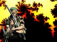Fonds d'écran Manga roronoa zoro
