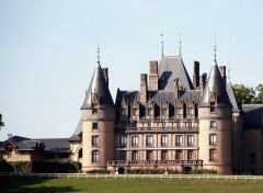 Wallpapers Constructions and architecture chateau de Contenson ,Loire 42