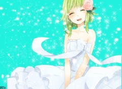 Wallpapers Manga Vocaloid Gumi (megpoid)