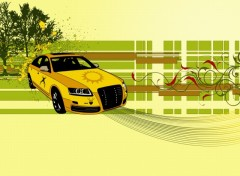 Wallpapers Digital Art Vroom