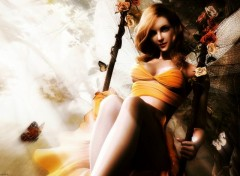 Wallpapers Fantasy and Science Fiction The Magic Swing