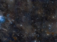 Wallpapers Space Des Pléiades aux Hyades