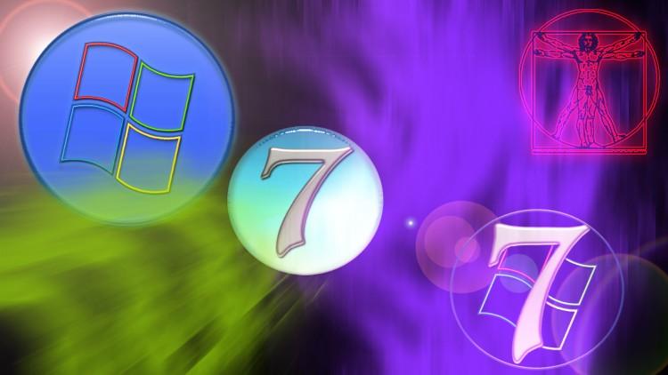 Fonds d'écran Informatique Windows 7 inspiration du jour