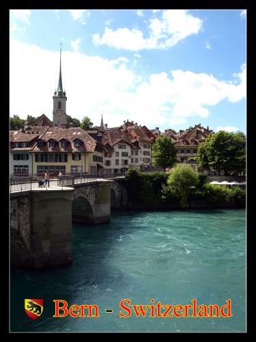 Fonds d'écran Voyages : Europe Suisse Bern - Switzerland