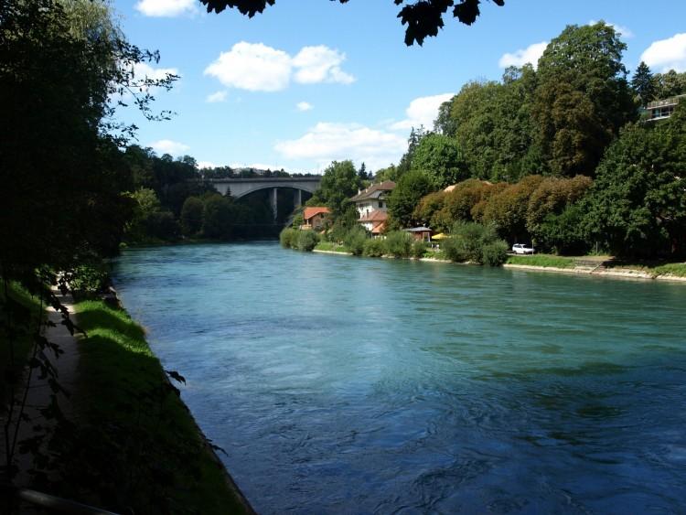 Fonds d'écran Voyages : Europe Suisse Paysage de Bern