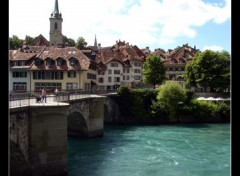 Fonds d'écran Voyages : Europe Bern - Switzerland