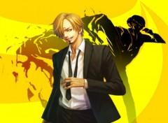 Fonds d'écran Manga Sanji