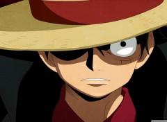 Fonds d'écran Manga mugiwara no luffy