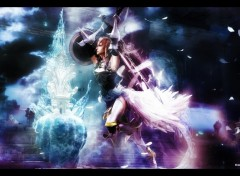 Wallpapers Video Games Final Fantasy XIII-2 Lightning
