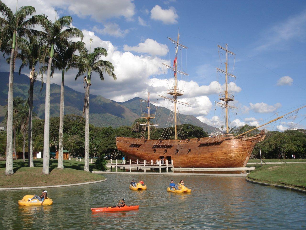 Wallpapers Trips : South America Venezuela Parc Francisco De Miranda