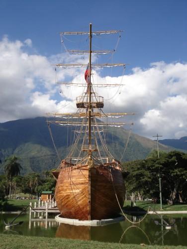 Fonds d'écran Voyages : Amérique du sud Vénézuela Parc Francisco De Miranda