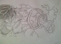 Wallpapers Art - Pencil Soichiro - Enfet et Paradis