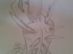 Wallpapers Art - Pencil Kimimaro - Naruto