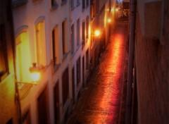Fonds d'écran Voyages : Europe Debut de nuit