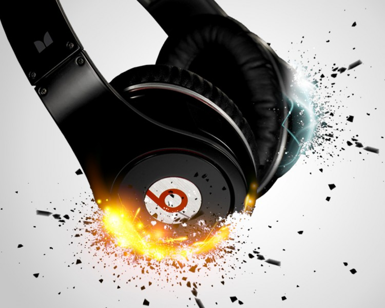 Wallpapers Music Dr Dre Beats explosion