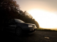 Wallpapers Cars Golf 3 VR6