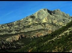 Fonds d'écran Voyages : Europe La Sainte-Victoire