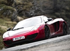 Wallpapers Cars McLaren MP4-12C