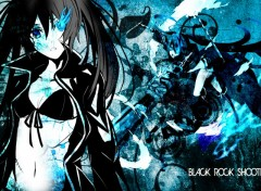 Fonds d'écran Manga Black Rock