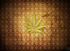 Wallpapers Digital Art Weed