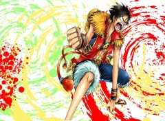 Wallpapers Manga Luffy