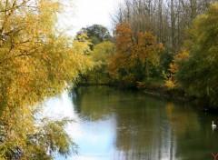 Fonds d'écran Nature Rivière en automne