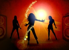 Wallpapers Digital Art Danse