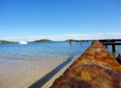 Fonds d'écran Nature Corsican beach