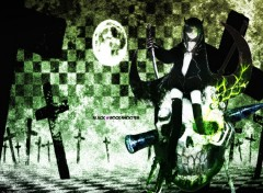 Wallpapers Manga Black rock shooter