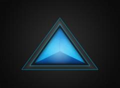 Wallpapers Digital Art Triangle