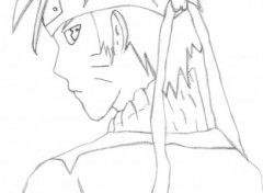 Wallpapers Art - Pencil Naruto Shippuden