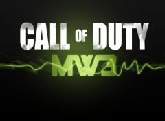 Fonds d'écran Jeux Vidéo Call of Duty Modern Warfare 3