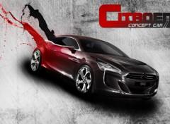 Fonds d'écran Voitures Citroën concept car