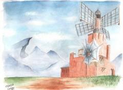 Fonds d'écran Art - Peinture Paysage (4eme)