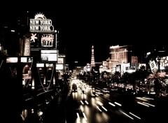 Fonds d'écran Voyages : Amérique du nord Las Vegas by Night