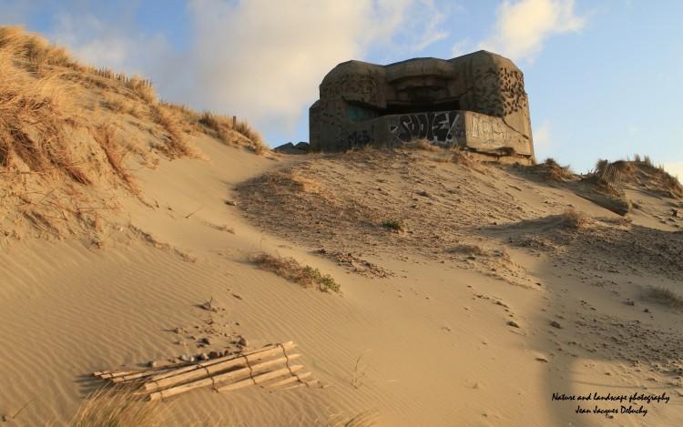 Fonds d'écran Nature Mers - Océans - Plages Un blocos de Fort Mahon