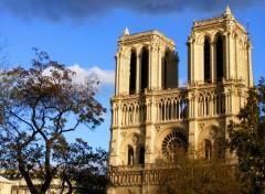 Fonds d'écran Constructions et architecture Notre-Dame de Paris