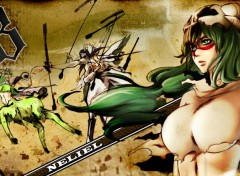 Wallpapers Manga ~ Neliel Tu Oderschvank ~