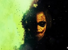 Fonds d'écran Art - Numérique the joker