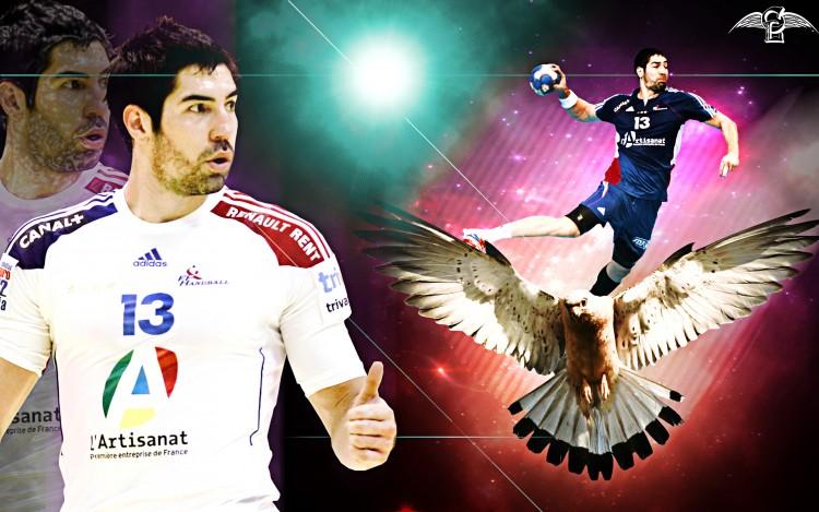 Wallpapers Sports - Leisures Handball Nikola KARABATIC