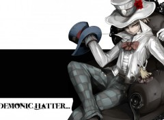 Wallpapers Manga The Demonic Hatter II