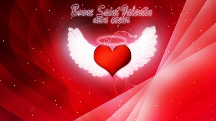 Fonds d'écran Art - Numérique Amour, amitié Saint Valentin