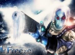 Fonds d'écran Comics et BDs Mr Freeze