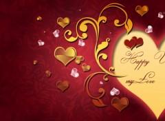 Wallpapers Digital Art Happy Valentine