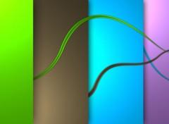 Fonds d'écran Art - Numérique Colors