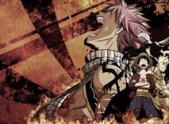 Wallpapers Manga Natsu