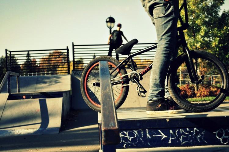 Fonds d'écran Sports - Loisirs BMX BMX