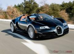 Fonds d'écran Voitures Bugatti Veyron Grand Sport Vitesse