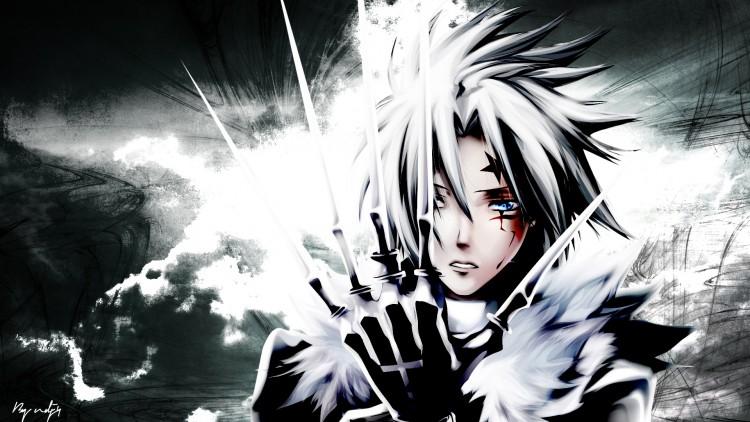 Wallpapers Manga D. Gray-Man allen walker