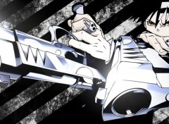 Fonds d'écran Manga Death the Kid